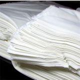 Fabricante Produzido Tecido de Raio Cinza Branco para Vestuário