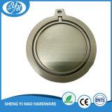A presión la medalla del giro de metal de la fundición con el rectángulo