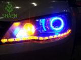¡Venta caliente! ¡! ¡! Luces corrientes diurnas de la luz del coche del LED, DRL que conduce la lámpara