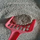 Effcient élevé de la meilleure qualité groupant la litière du chat en masse compacte de bille de bentonite