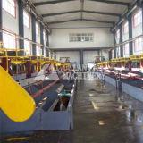 최고 판매 금 광석 부상능력 기계 ISO 9001
