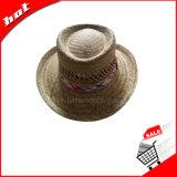 Chapéu oco, chapéu de palha, chapéu de Sun, chapéu do Boater