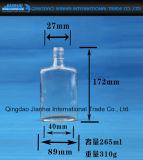 De Fles 100ml 200ml 300ml van het Glas van de alcoholische drank en van de Wijn