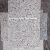 Lajes de mármore cinzentas da escultura de pedra para a decoração do assoalho (SY-MS001)