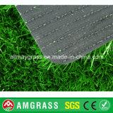 Дерновина спорта футбола дешевая искусственная, Анти--UV трава синтетики 50mm для тангажа футбола