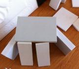 Hoja imprimible del PVC de la alta densidad de la inyección de tinta ULTRAVIOLETA, tarjeta de la espuma del PVC