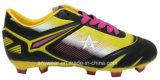 Le Mens folâtre les bottes extérieures du football de chaussures du football (815-6177)