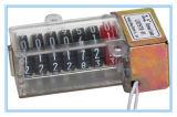 El contador eléctrico de 6+1 dígitos parte a surtidor, fabricante del podómetro