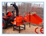 トラクターの木製の砕木機TM-8、機械挿入運転されるのPtoセリウムの承認、
