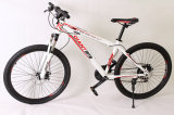 26 '' StahlFrame Mountain Bike/Bicycle für 21 Speed Manufacture (YK-MTB-001)