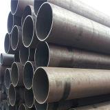 ASTM A106/API5l Gr. B schwarzes nahtloses Stahlrohr