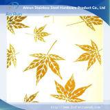 高品質のステンレス鋼は装飾のための版をエッチングした