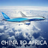 Servicio aéreo, carga de China a Abuja, Abv, África