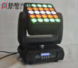 25X10W RGBW 4in1 Matrix Moving Head Beam Light