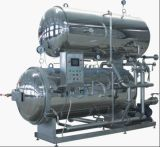 2 van het Roestvrij staal van de Commerciële lagen Machine van de Sterilisator Steam&Electrical