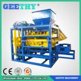 Qtj4-25cの小規模のIndutries機械はフライアッシュの煉瓦作成機械を