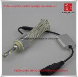 Lumière en Aluminium de la Voiture LED LED du Phare 4800lm de LED du CREE Xhp50 de Couleur Blanche Lumineuse Phare-Superbe du Morceau 40W