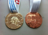 Medalha nova do esporte da medalha da lembrança da raça do laser 3D