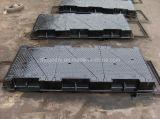 Крышки люка -лаза En124 A15 B125 C250 D400 E600 F900 сверхмощные