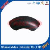 China Aço Carbono para tubos Cotovelo SCH40