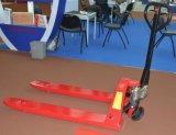 2.5トン小型手のバンドパレットのフォークリフトのローダーのフォークリフトの手動パレットジャック