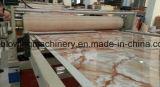PVC Proile de piedra/línea de mármol artificial