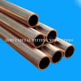 Tubo de cobre destemplado suave con la conductividad 102% de Eletrical
