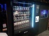 LEDのタッチ画面のコンピュータの管理システムのベルト・コンベヤーのフルーツの&Saladの自動販売機