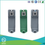 Bloco terminal de alumínio de conexão de cabo elétrico do condutor do Cu do Al de Utl