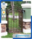 고품질 석쇠 디자인에 있는 튼튼한 까만 Wrough 철 문