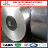 Heißes eingetauchtes HDG Z275 galvanisierte Stahlspule