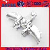 Morsetti della sospensione della lega di alluminio della Cina per il tipo del perno di articolazione - collare del cavo della sospensione della Cina, collare del cavo della sospensione dei bulloni