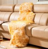 Schaf-Pelz-Wolldecken der Fabrik-Großhandelsqualitäts-100%