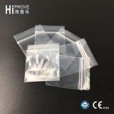 白い棒が付いているHt0534 HiproveのブランドのPEのジッパー袋