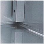 refrigerador ereto da cozinha 1000L (DBZ1000)