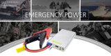 Hors-d'oeuvres multifonctionnel portatif de saut de batterie de voiture de mini hors-d'oeuvres mince de saut