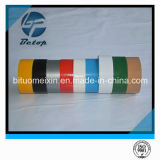 Cinta colorida e impermeable del paño para el embalaje