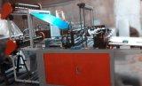 Doppelte Schicht-Unterseiten-Dichtungs-und Ausschnitt-Beutel, der Maschine herstellt