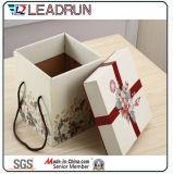 Süßigkeit-Zinn-Geschenk-verpackenmetallschokoladen-Geschenk-Zinn-Kasten-Papier-Geschenk-Kasten-Acrylhochzeits-Süßigkeit-Kasten (YSC22B)