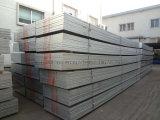 Reja de acero galvanizada con el certificado del Ce