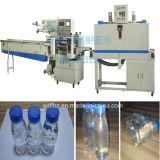 De China máquina automática del envasado por contracción de las botellas de la fábrica directo pequeña