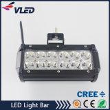 barre d'éclairage LED du CREE 36W avec du ce RoHS pour la jeep