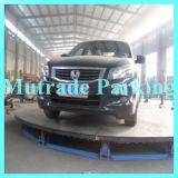 간이 차고를 위한 1개의 무성한 Mutrade 주차 차 회전 테이블 턴테이블 및 자동차 쇼 및 차고 및 작업장