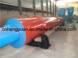 Dessiccateur rotatoire de sciure de déchets de bois de biomasse de grande capacité