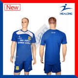 Camisola do futebol de Jersey do futebol do Sublimation