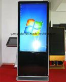 Le panneau de contact d'étalage du réseau WiFi 4k de HDMI 3G reçoivent personnalisé