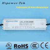 150W Waterproof a fonte de alimentação IP65/67 ao ar livre para o revérbero