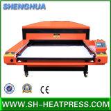 Macchina idraulica della pressa di calore di ampio formato di sublimazione automatica