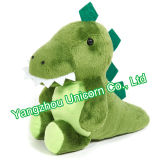 EN71 badine le jouet mou de peluche de dinosaur de peluche de cadeau