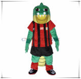 Crocodilo feito-à-medida traje animal da mascote
